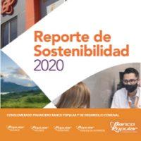 reporte de sostenibilidad